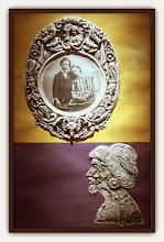 Photo: Antonio Berni La familia 1972 ca. Xilo-collage-relieve. Matriz xilográfica: 83 x 53,5 cm. Estampa: 92,5 x 62,5 cm. Colección particular, Buenos Aires. Expo: Antonio Berni. Juanito y Ramona (MALBA 2014-2015)