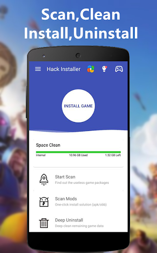 玩免費工具APP|下載Hack Installer- Cheat Mod Game app不用錢|硬是要APP