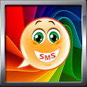 Funny SMS icon