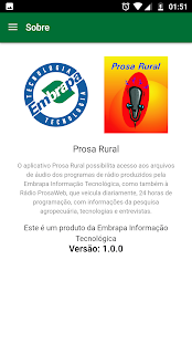 Prosa Rural- screenshot thumbnail