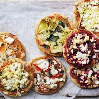 Healthy Mini Pizzas Recipe