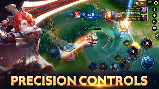 Arena of Valor: Arena 5v5  trampa 2