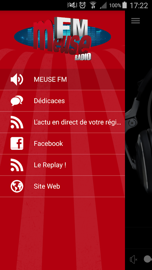 Meuse Fm- screenshot
