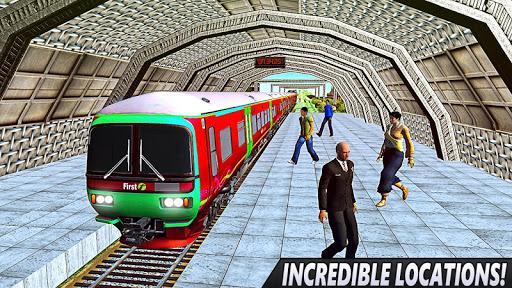 Train Driving Super Simulator 1.0 screenshots 4