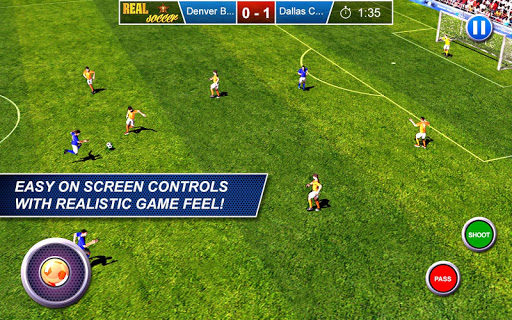 Real Soccer - Football 2015