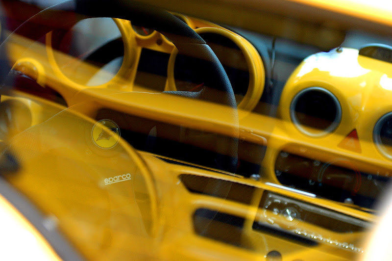 Prototipo giallo di Toninola