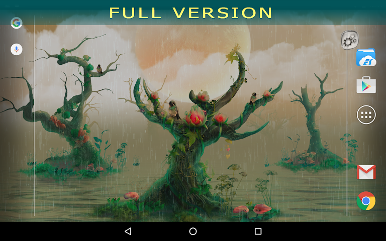 android Water world Lite Screenshot 11
