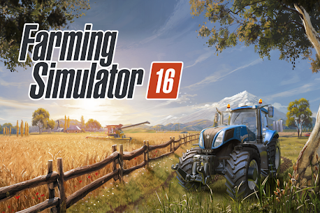 Farming Simulator 16 Cheat 1