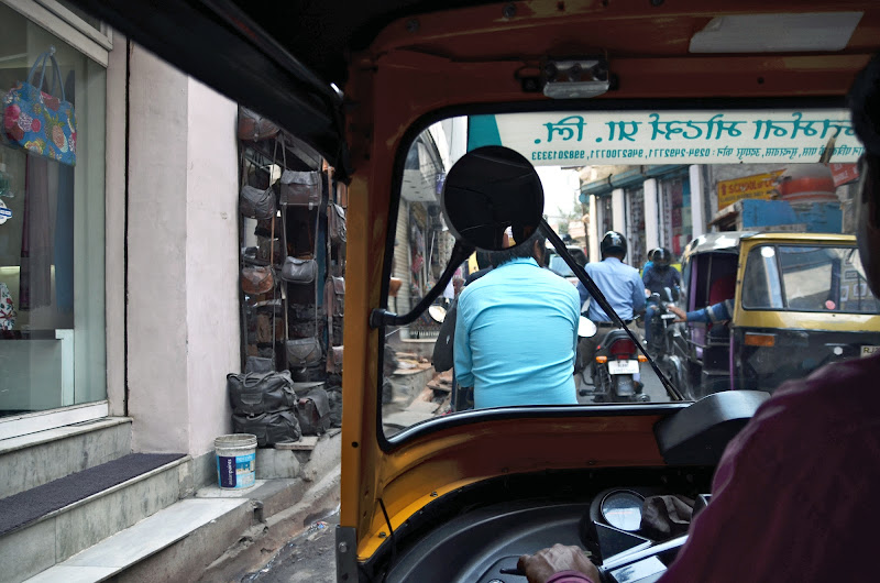 Nel traffico indiano di Migliu