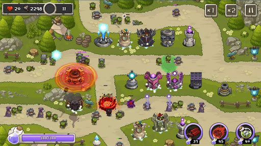 Tower Defense King cheat screenshots 1