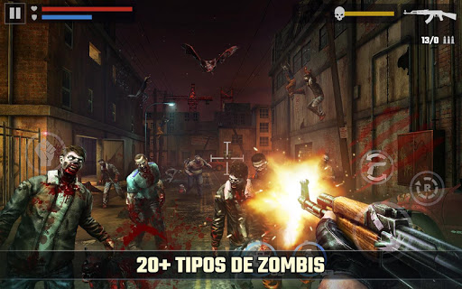 DEAD TARGET: Zombie Shooting para Android