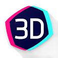 Live Wallpapers Parallax Hologram 4K HD