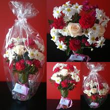Photo: Beautiful flowers from my valentine ♥