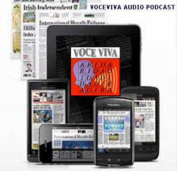 VOCEVIVA AUDIO PODCAST NEWS- screenshot