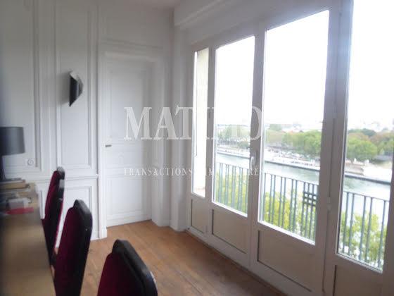 Location appartement meublé 5 pièces 130 m2