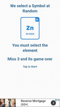 Download periodic table element quiz apk latest version game for periodic table element quiz poster urtaz Images