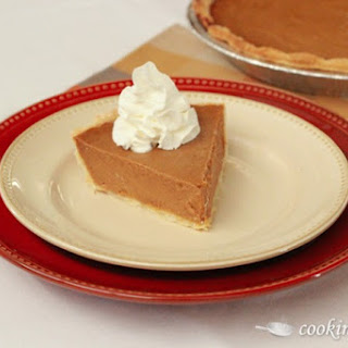 Better than Costco Pumpkin Pie