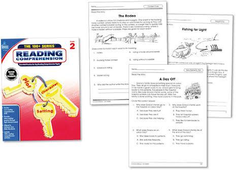 100+ Reading Comprehension 2 - 7763-510-9
