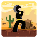 Stickman Ninja Run icon