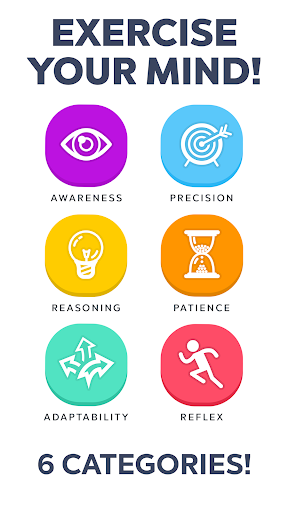 Left vs Right: Brain Games for Brain Training screenshot 2
