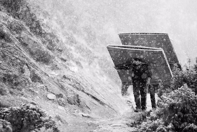 La leggerezza della neve... di Mattia78