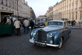 Photo: Rolls Royce Silver Cloud de 1956