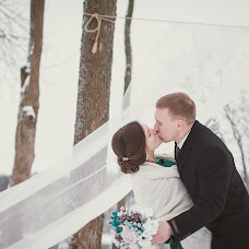 Wedding photographer Anfisa Shemetova (Anfee). Photo of 31.01.2016