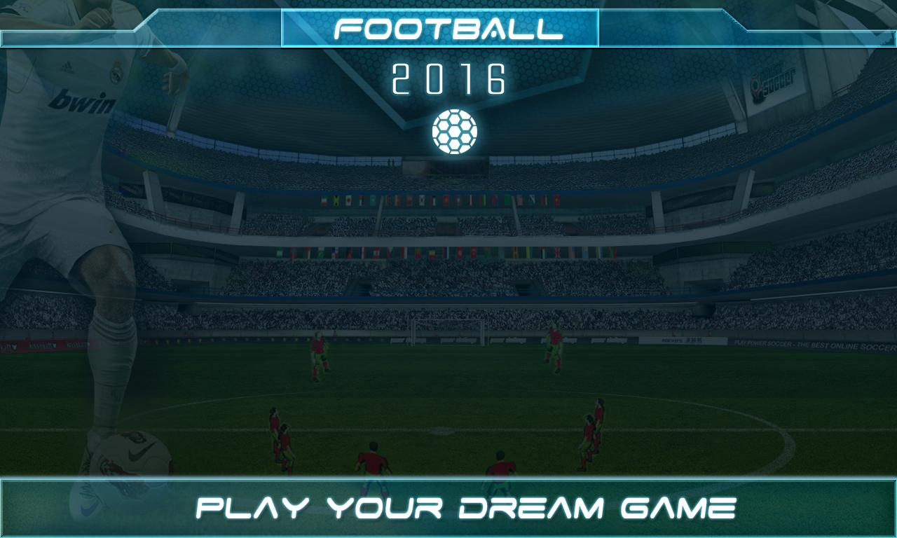 Football- screenshot
