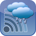Rain and Snow Alert icon