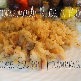 Homemade Rice-a Roni