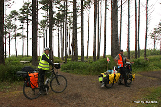 Photo: (Year 2) Day 348 - At the Cape Lookout Hiker Biker Camp