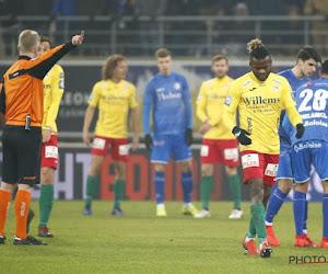 Drie rode kaarten, vier goals in knotsgekke cupmatch tussen Gent en Oostende