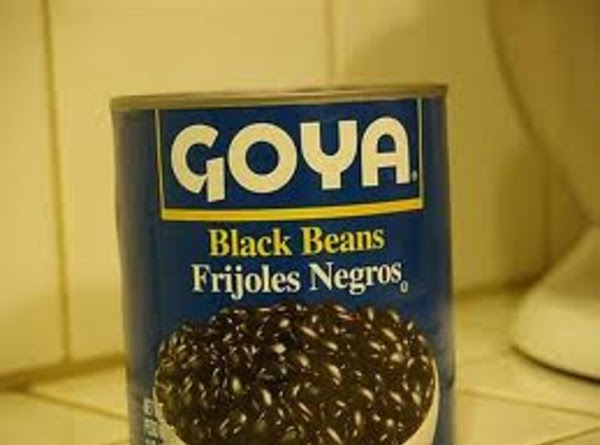 This works well with 2 cans of beans, if you have more people. Feel...