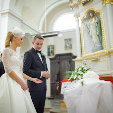 Wedding photographer Łukasz Uszyński (uszyski). Photo of 24.02.2015