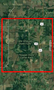 Hooper Area Pond - IOWA GPS- screenshot thumbnail
