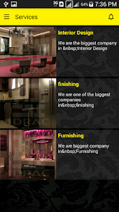Idrac Egypt Interiors- screenshot thumbnail