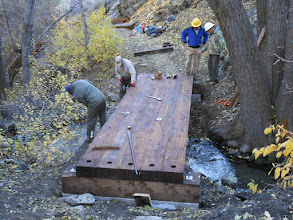 Photo: Sierra Canyon Trail Construction