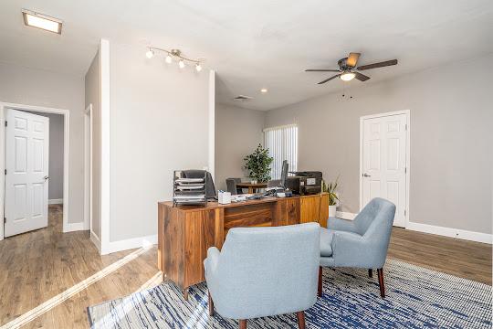 Bridge Creek Apartments leasing office