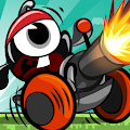 Ninja Frog Hero: Love Cannon Balls