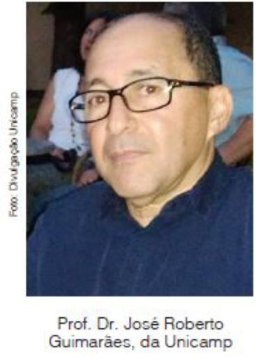 profº Drº José Roberto Guimarães da Unicamp