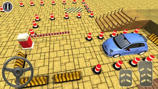 Modern Car Drive Parking 3d Game - TKN Car Games screenshots 17