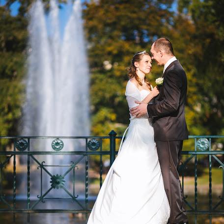 Wedding photographer Dominik Bingel (DominikBingel). Photo of 23.08.2016