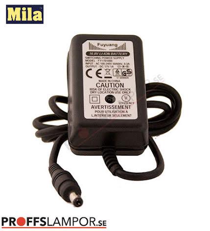 Tillbehör batteriladdare Mila 14,8V Li-ion Batteri