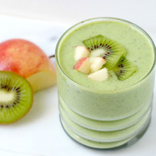 Kiwi Green Apple Smoothie Recipes