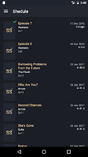 SSTV – series schedule - náhled