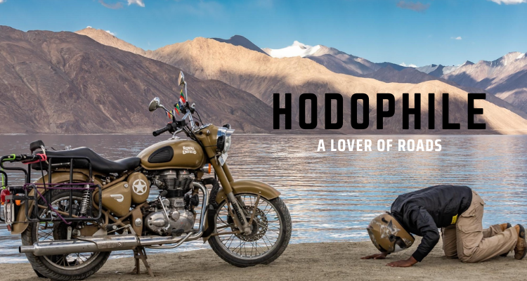 Hodophile - A Lover of Roads