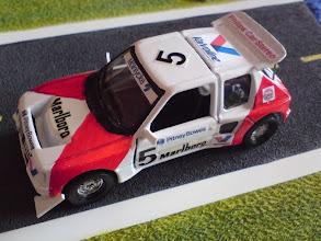 Photo: Terie Schie - Peugeot T16 4x4