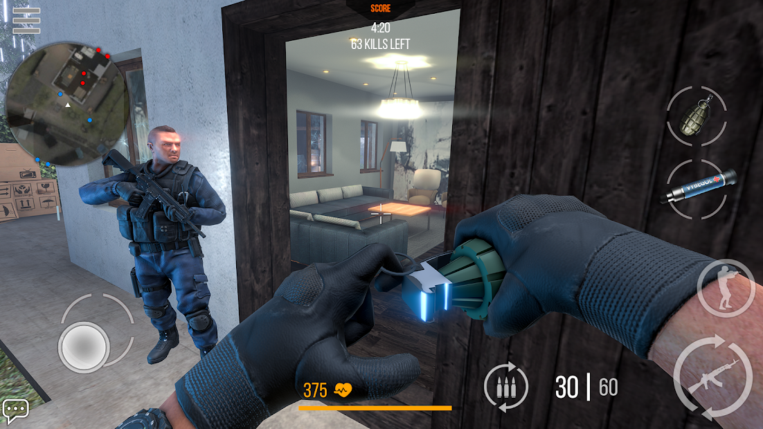 Modern Strike Online: PvP FPS Android App Screenshot