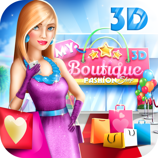 Download My Boutique Fashion Shop Game: Shopping Fever