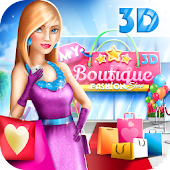 My Boutique Fashion Shop Game: Shopping Fever Android APK Download Free By Webelinx Love Story Games